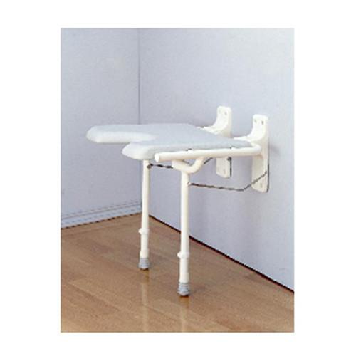 Nova Wall-Mounted Folding Bath Seat 9404