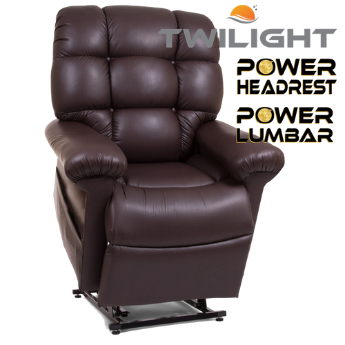 Twilight Cloud Lift Chair  with Power Support