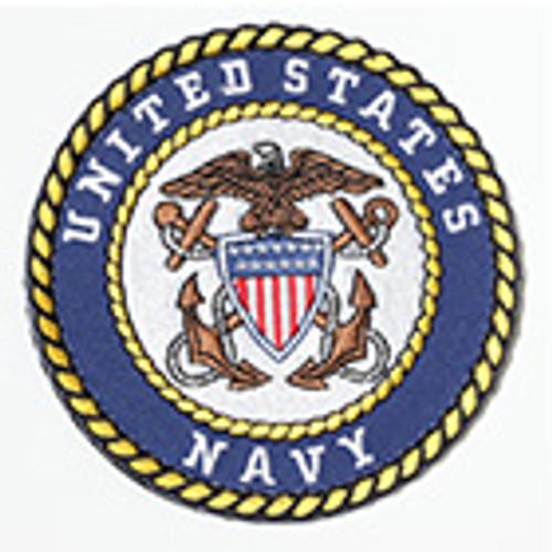 Navy Service Patch