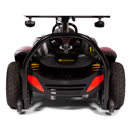 Buzzaround EX 3-wheel with Bumper Rear