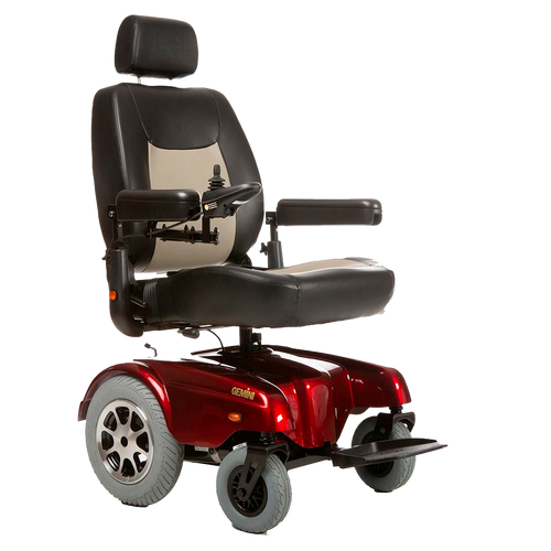 Merits Gemini Power Wheelchair