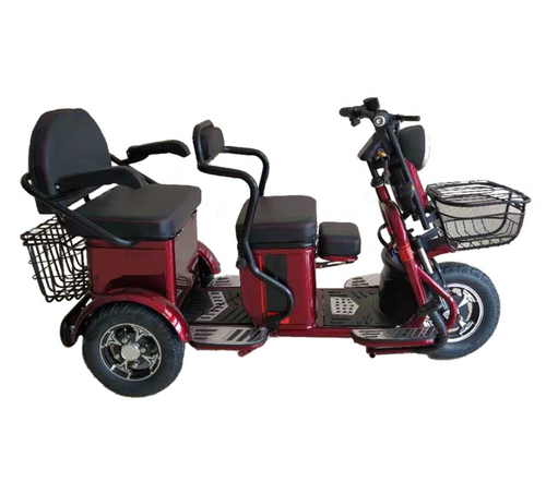 Pushpak 2000 Electric Trike Scooter