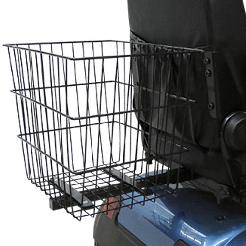 Afiscooter C Rear Basket