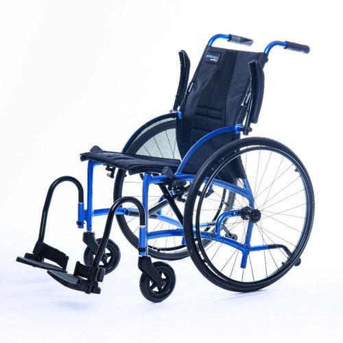 STRONGBACK 24 Flip Manual Wheelchair