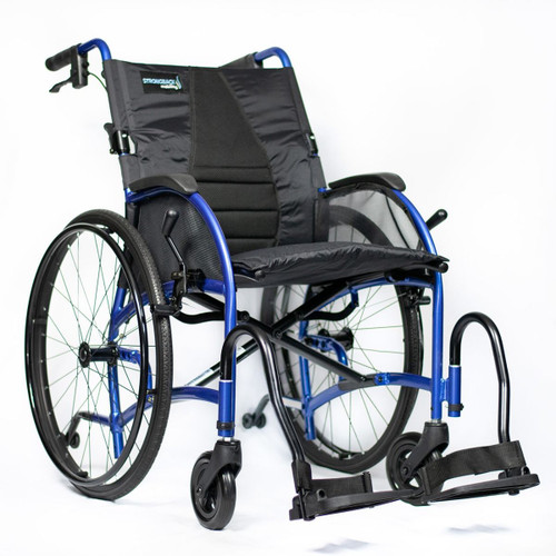 STRONGBACK 24 plus AB Manual Wheelchair