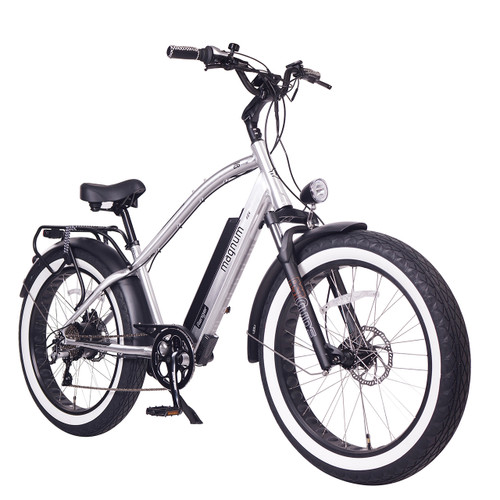 Magnum Ranger Bike in Silver
