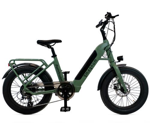 Magnum Pathfinder 350 Bike in Forest