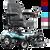 Merits EZ-GO Deluxe in Turquoise