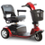 Victory 10 3-Wheel Scooter in Red