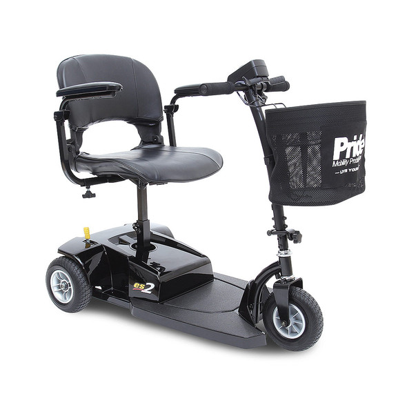 Go-Go ES2 3-Wheel Scooter by Pride Mobility