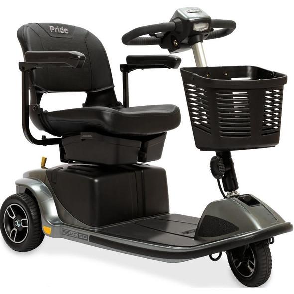 Revo 2.0 3-Wheel Scooter in Street Grey