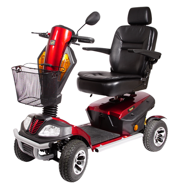 Patriot 4-Wheel Heavy Duty Scooter by Golden Technologies