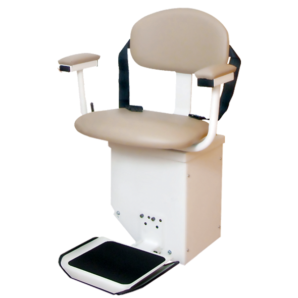 SL350AC Indoor AC Stair Lift by Harmar