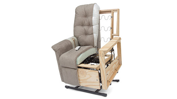 Infinity Collection Lift Chair LC525i Construction