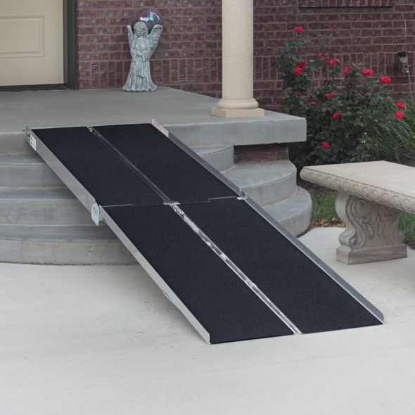 Prairie View Multifold Ramp