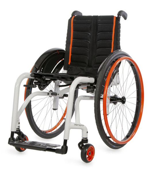 Quickie Xenon 2 Manual Wheelchair by Sunrise