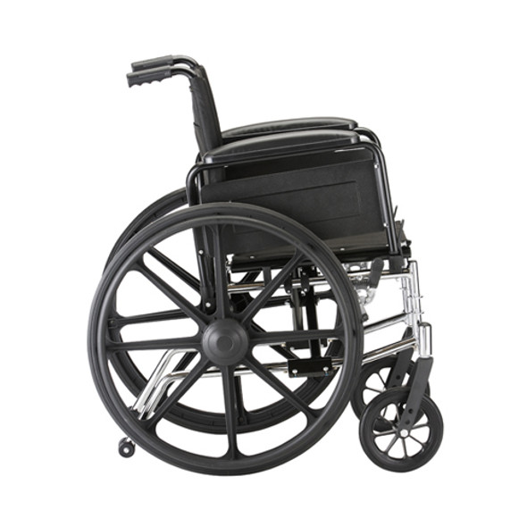 Nova 7161 16″ Lightweight Wheelchair Full Arm