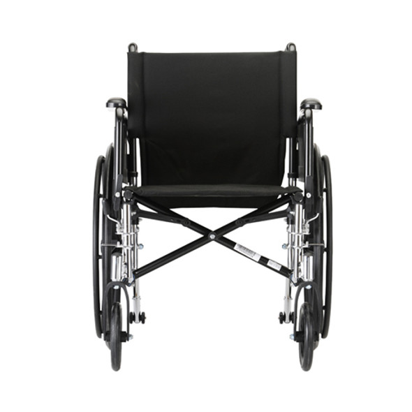 Nova 7201 20″ Lightweight Wheelchair Full Arms
