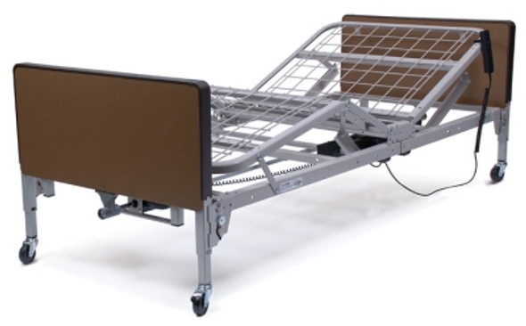 Patriot Full-Electric Low Homecare Bed