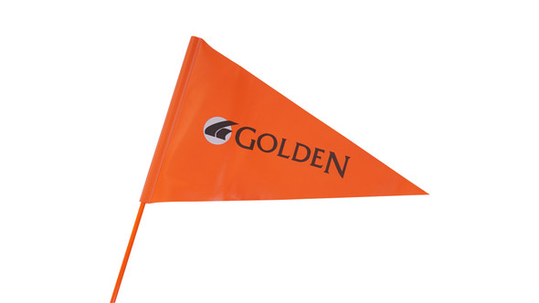 Golden Technologies Safety Flag for Scooters