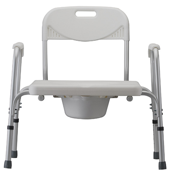 Nova Bariatric Commode with Extra-wide Seat 8580