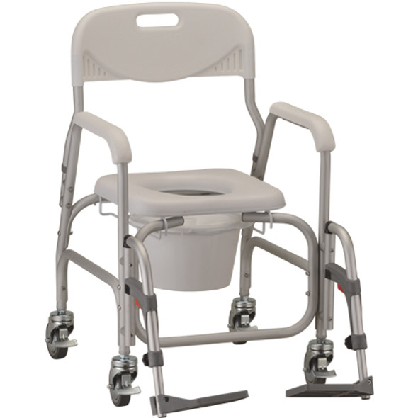 Nova DLX Shower Commode Chair 8801