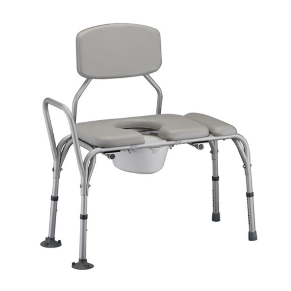 Nova Padded Commode Transfer Bench 9073