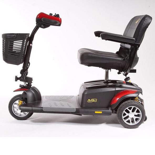 Buzzaround EX 3-Wheel Scooter Side View
