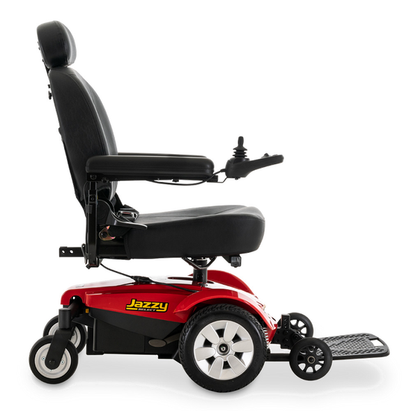 Jazzy Select Power Chair Side View