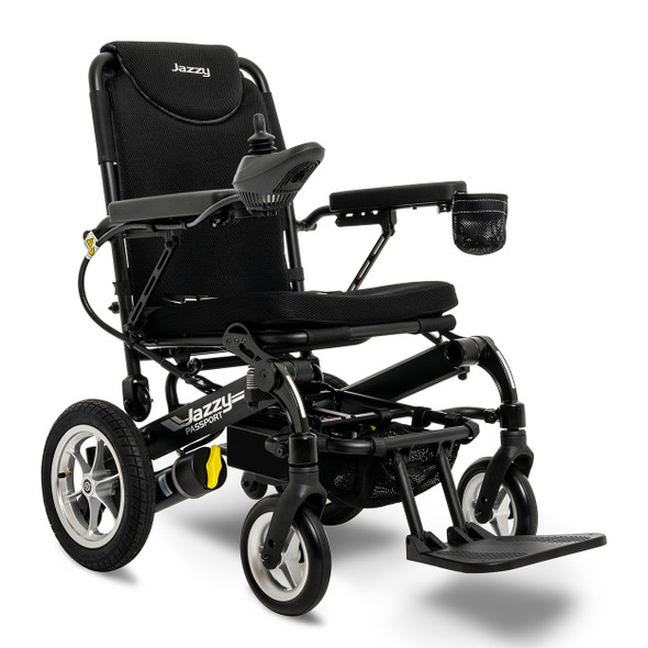 Jazzy Passport (Black) Folding Power Chair