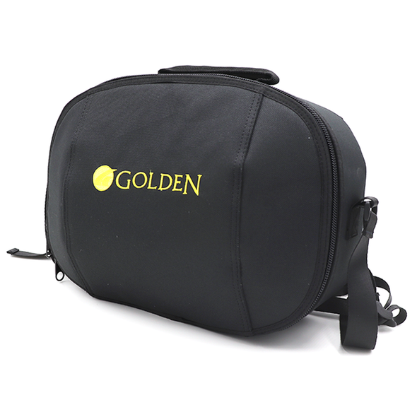 Golden Travel Case