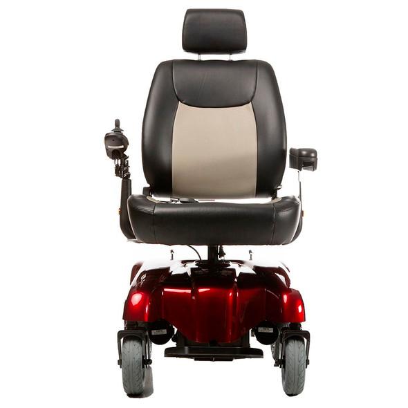 Merits Gemini Power Wheelchair Front View