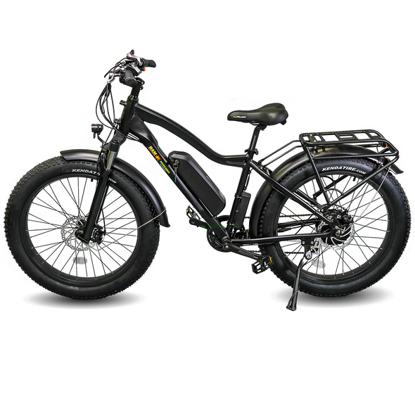 BAM-Supreme Electric Bike Side View