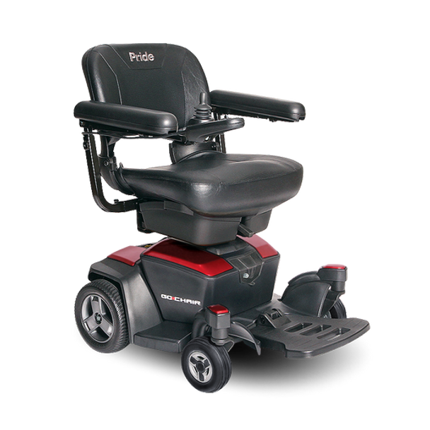 Go Chair Power Wheelchair by Pride Mobility