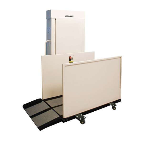 Portable Vertical Platform Lift Residential
