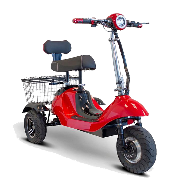 EW-19 Speedy 3-Wheel Scooter by EWheels