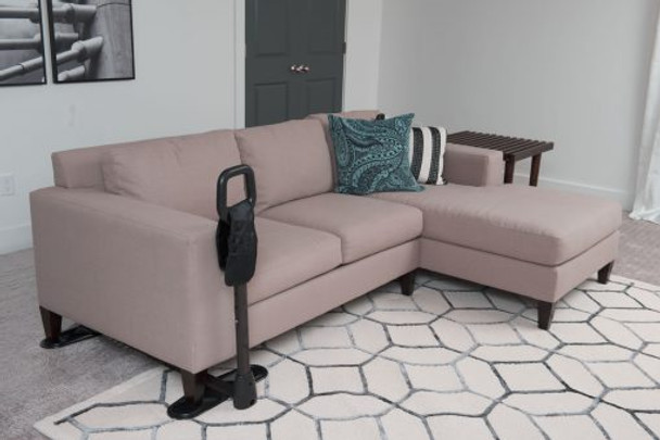 Stander Couch Cane with Pouch 2001