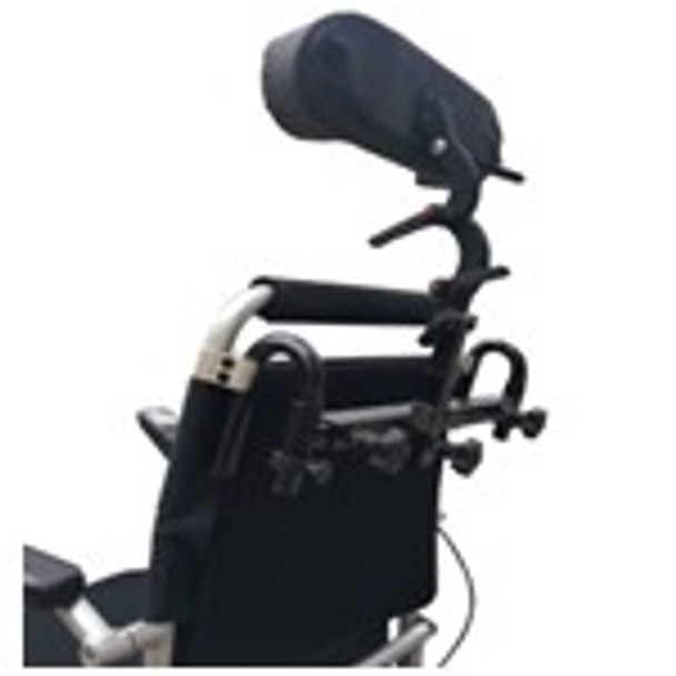 Air Hawk Folding Power Wheelchair Head Rest