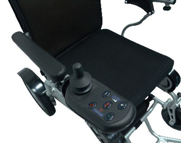 Eagle HD Folding Heavy-Duty Bariatric Power Wheelchair Controller