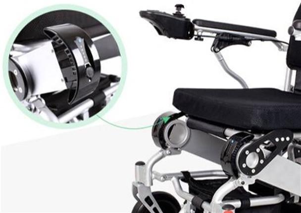 Electra 7 HD Wide Folding Power Wheelchair Battery