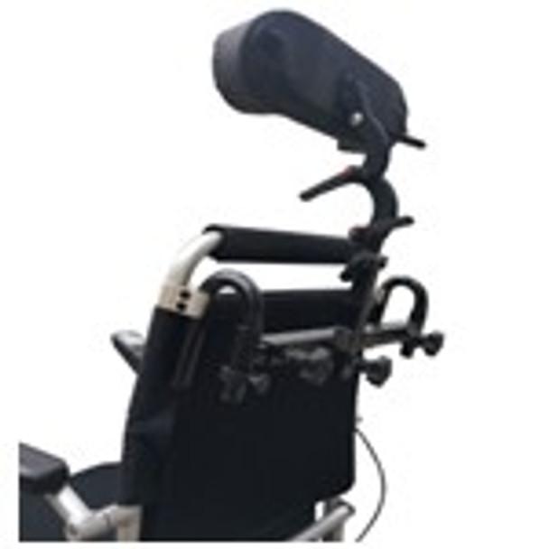 Electra 7 HD Wide Folding Power Wheelchair Head Rest