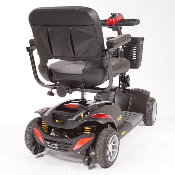 Buzzaround EX 4-Wheel Scooter  rear view