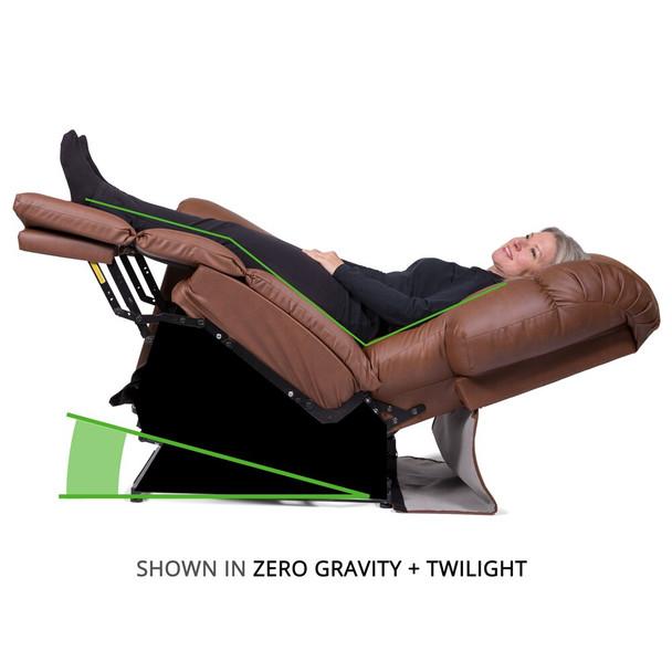 Twilight  Lift Chair in Zero Gravity