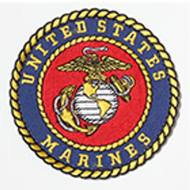 Marines Service Patch
