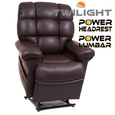 Cloud with Twilight PR-515 Lift Chair