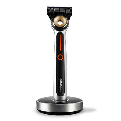 Heated Razor Starter Kit by GilletteLabs