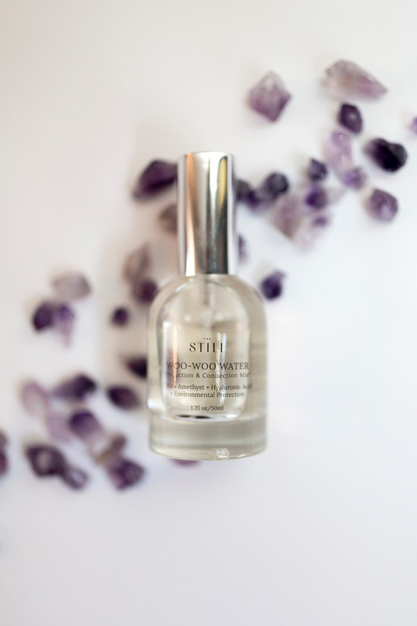 Woo-Woo Water: Protection & Connection Mist