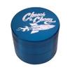 """Infyniti 4-Piece 2.2"""" Pollinator Grinder - Cheech & Chong Spliff"""