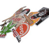 RAW Stickers Pack