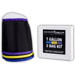 Boldtbags 1-Gallon 3-Bag Filter Bag Kit
